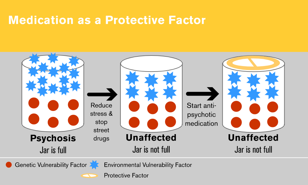 Medication as a Protective Factor
